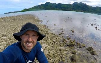 Principal Coastal Engineer Matt Blacka