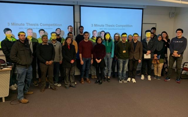 3MT Participants